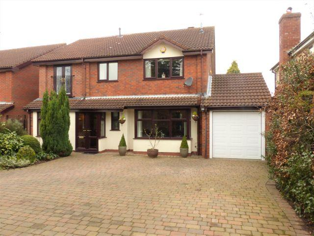 5 Bedrooms Detached House for sale in Walsall Wood Road,Aldridge,Walsall