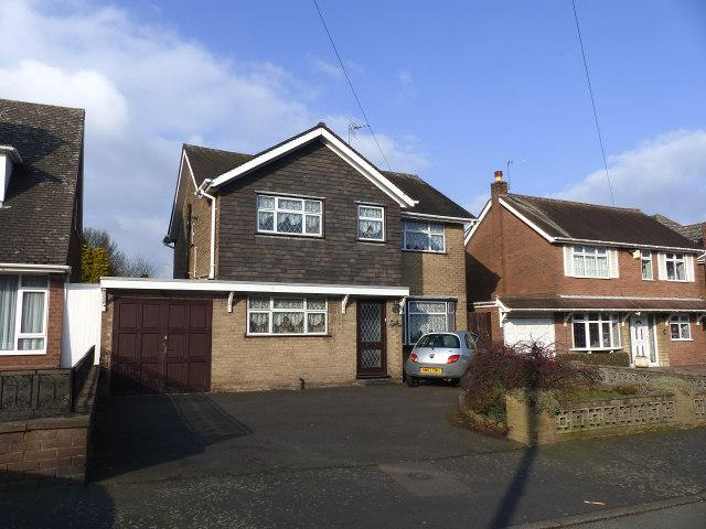 3 Bedrooms Detached House for sale in Baytree Road,Bloxwich,Walsall