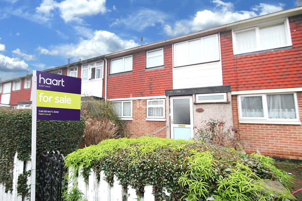 3 Bedrooms Terraced House for sale in Cleves Road, East Ham
