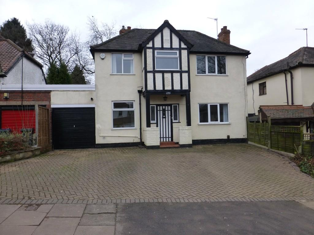 3 Bedrooms Detached House for sale in Southam Road, Birmingham