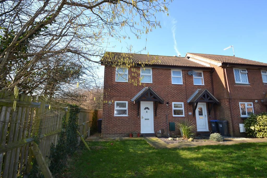 2 Bedrooms End Of Terrace House for sale in Bridgenorth Close, Durrington, BN13 3QW