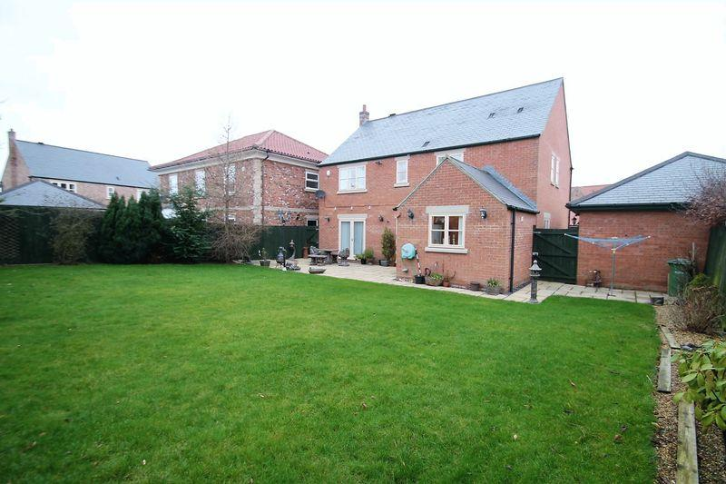 4 Bedrooms Detached House for sale in Annigate Close, Wynyard