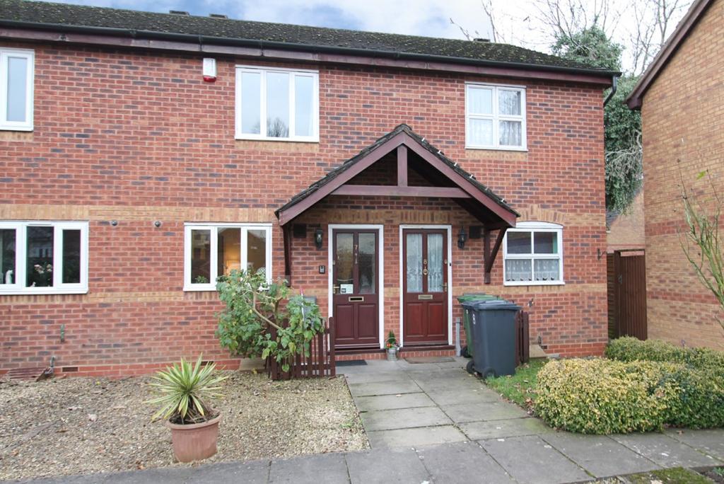 2 Bedrooms Terraced House for sale in Tabbs Gardens, Kidderminster, DY10