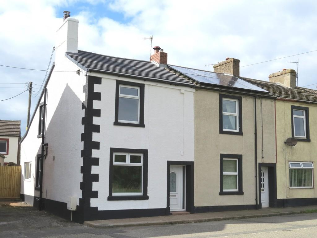 3 Bedrooms End Of Terrace House for sale in Parkside Road, Cleator Moor