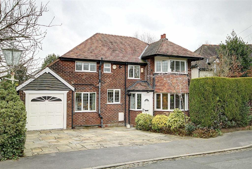 4 Bedrooms Detached House for sale in Rydal Drive, Hale Barns, Cheshire