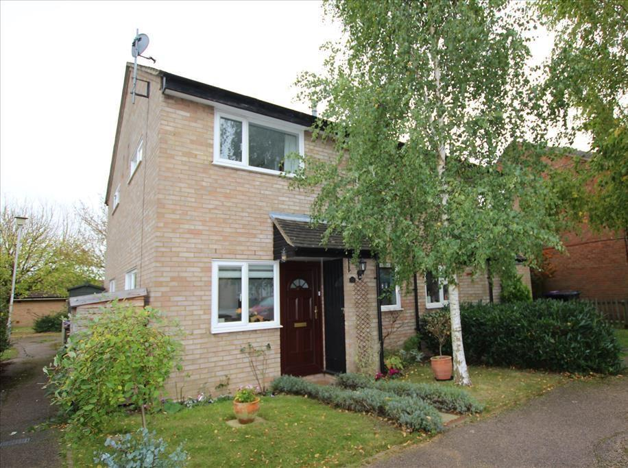 1 Bedroom End Of Terrace House for sale in Maltings Close, Baldock, SG7