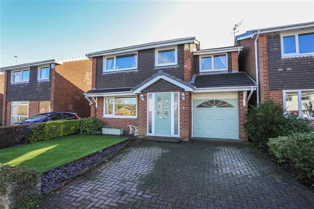5 Bedrooms Detached House for sale in Beacon View, Marple, Cheshire