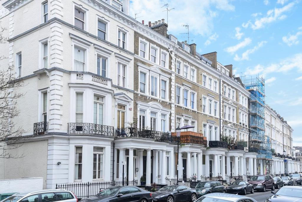 2 Bedrooms Flat for sale in Collingham Place, London