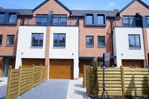 4 bedroom townhouse for sale - 34 Whalley Grove, Whalley Range, Manchester, M16