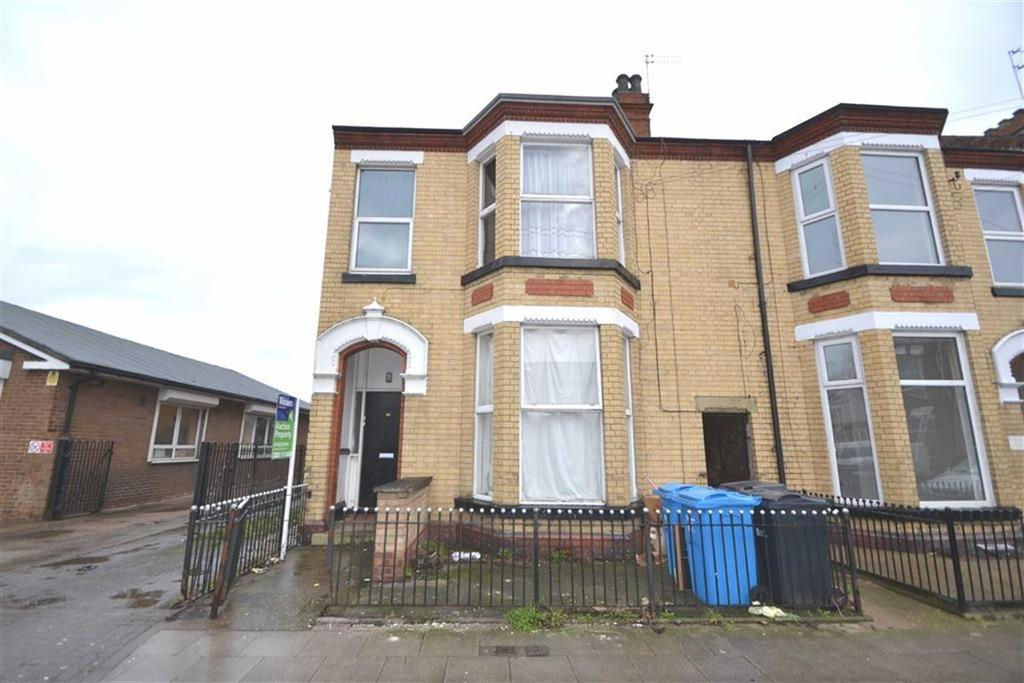 4 Bedrooms Terraced House for sale in Coltman Street, Anlaby Road, Hull, HU3