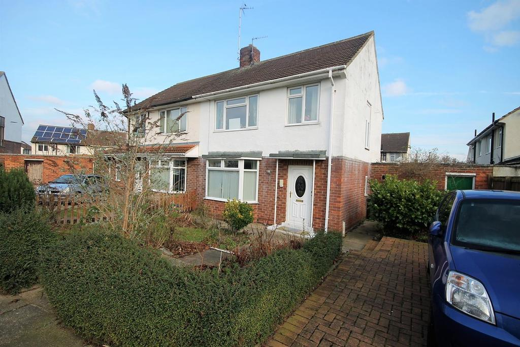 3 Bedrooms Semi Detached House for sale in Ringwood Crescent, Roseworth