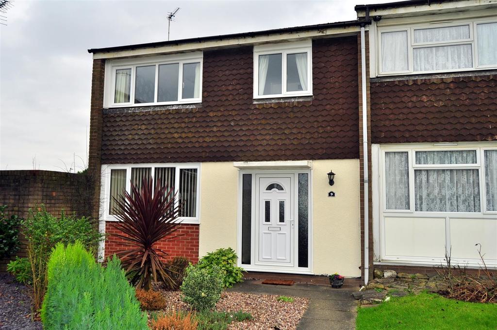 3 Bedrooms End Of Terrace House for sale in Chillington Walk, Rowley Regis