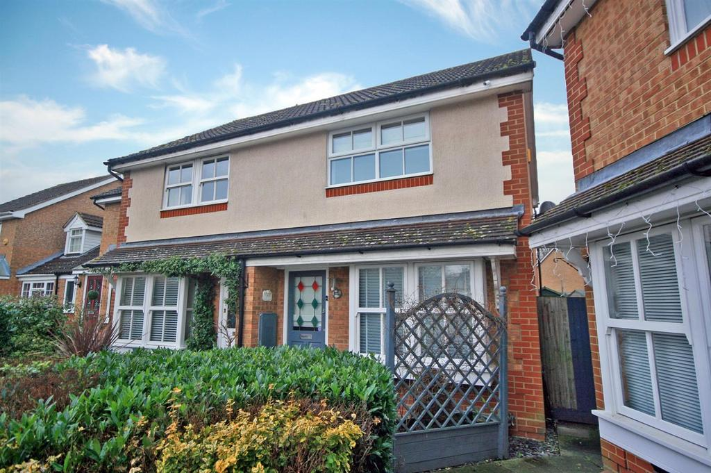 2 Bedrooms End Of Terrace House for sale in Rib Close, Standon - New to the market having gone through complete Redecoration