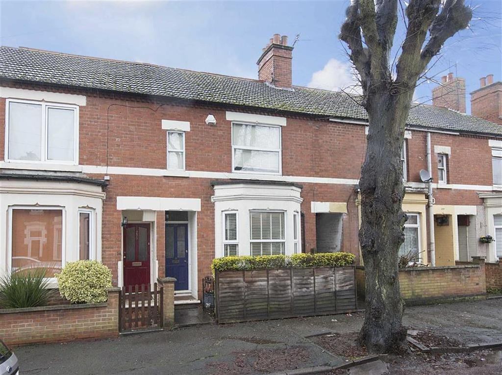 2 Bedrooms Terraced House for sale in Kingsley Avenue, Kettering