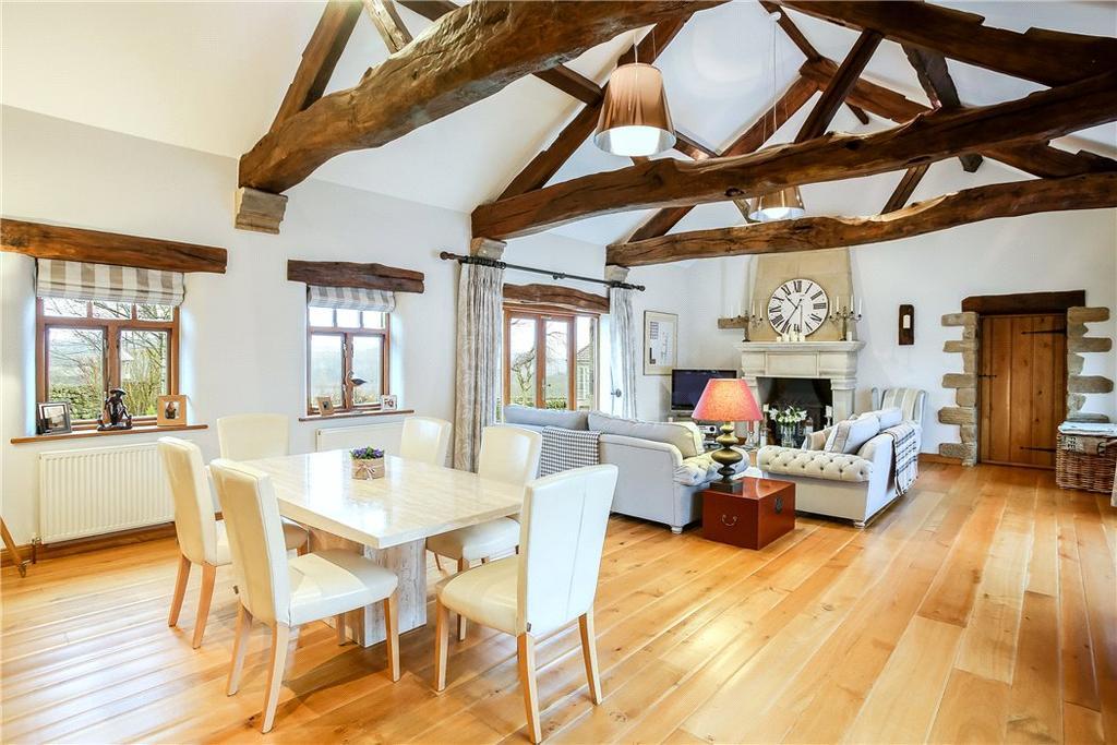 5 Bedrooms Detached House for sale in Swinsty Fold, Norwood, Harrogate, North Yorkshire, HG3