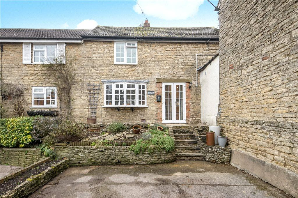 2 Bedrooms Terraced House for sale in Burton Terrace, Bozeat, Northamptonshire