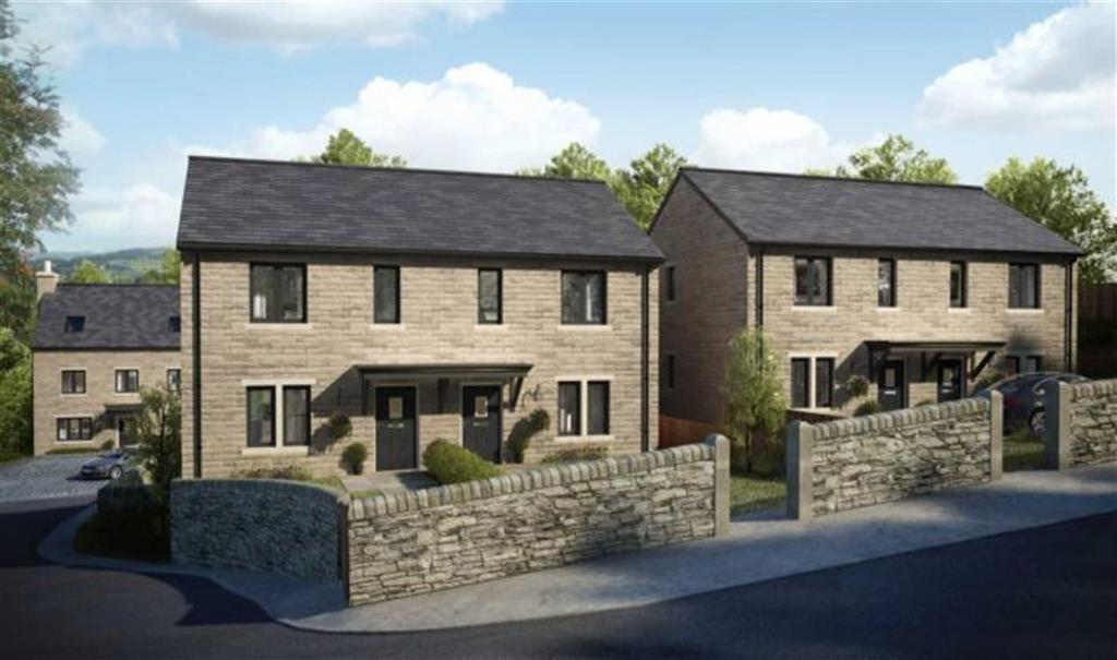4 Bedrooms Semi Detached House for sale in Hurst Lane, Bollington, Macclesfield