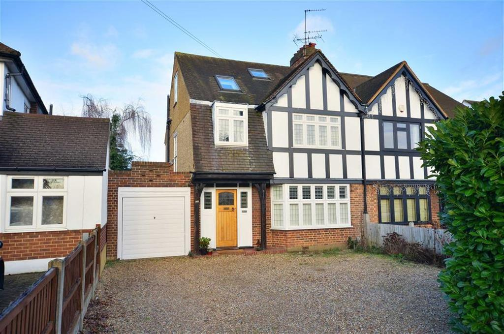 5 Bedrooms Semi Detached House for sale in Baldwins Lane, Croxley Green, Hertfordshire