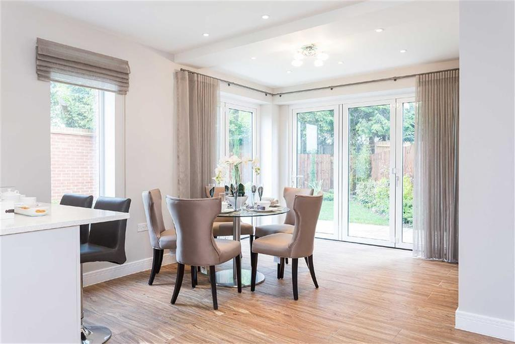 3 Bedrooms Terraced House for sale in Brookmans, Green Close, Brookmans Park, Hertfordshire