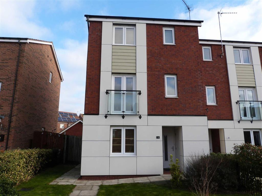 4 Bedrooms End Of Terrace House for sale in Lady Anne Way, Brough