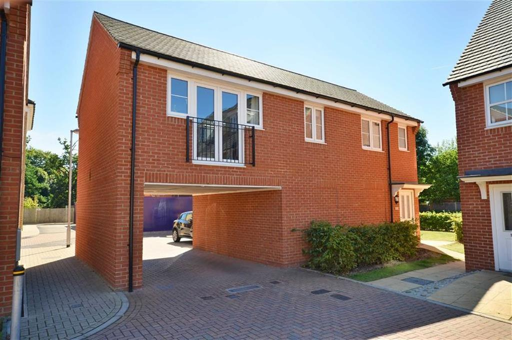 2 Bedrooms Apartment Flat for sale in Baxter Road, Watford, Hertfordshire