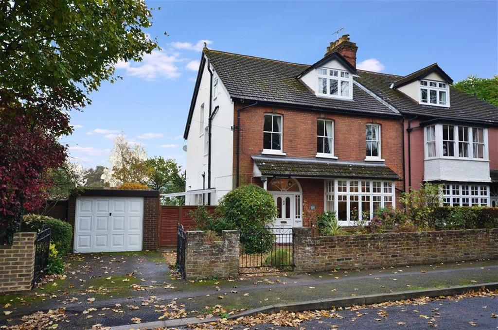 6 Bedrooms Semi Detached House for sale in South Road, Chorleywood, Hertfordshire