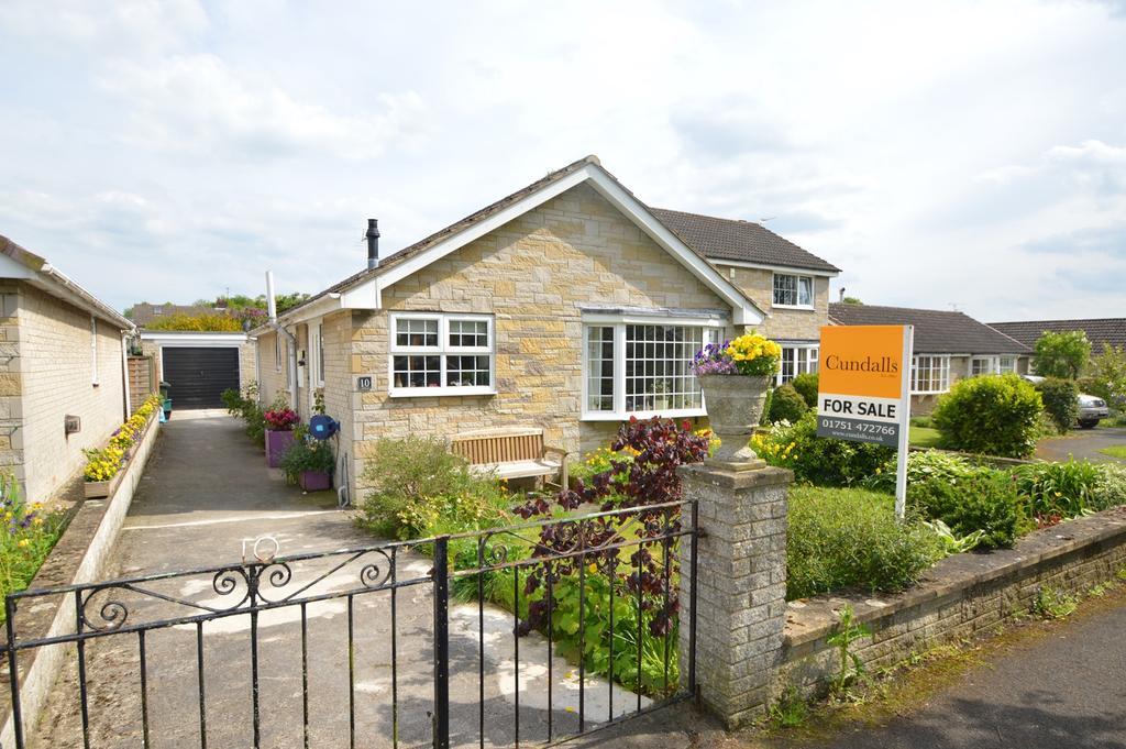 3 Bedrooms Detached Bungalow for sale in Littledale, Pickering YO18