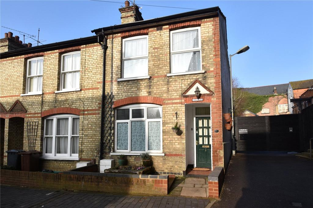 3 Bedrooms End Of Terrace House for sale in Lower Paxton Road, St. Albans, Hertfordshire
