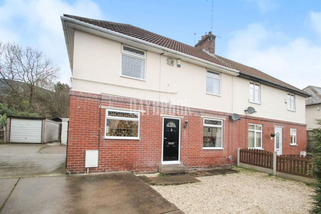 3 Bedrooms Semi Detached House for sale in Hawthorne Crescent, Dodworth