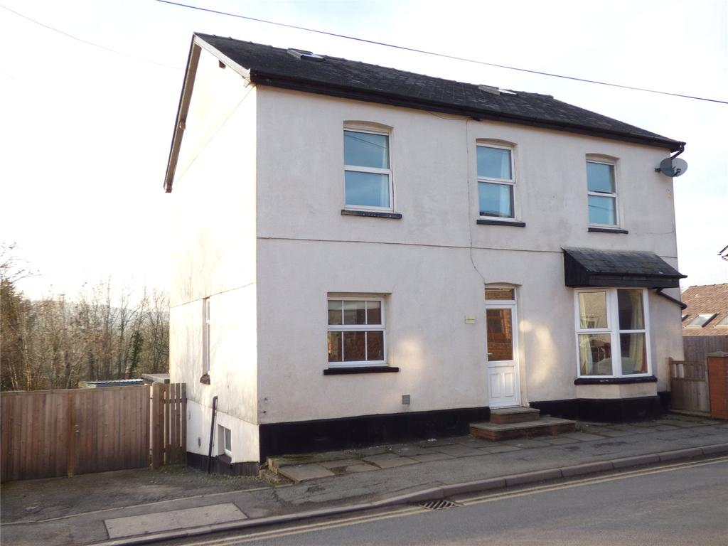 4 Bedrooms Detached House for sale in Tremont Road, Llandrindod Wells, Powys