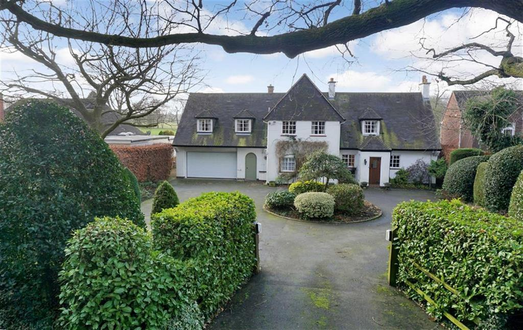 4 Bedrooms Detached House for sale in Stoughton Lane, Stoughton, Leicestershire