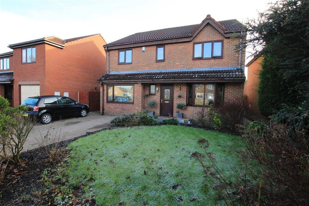 4 Bedrooms Detached House for sale in Shafto Way, Newton Aycliffe, County Durham
