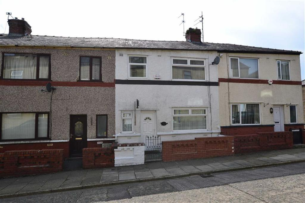 3 Bedrooms Terraced House for sale in Pink Street, Burnley, Lancashire