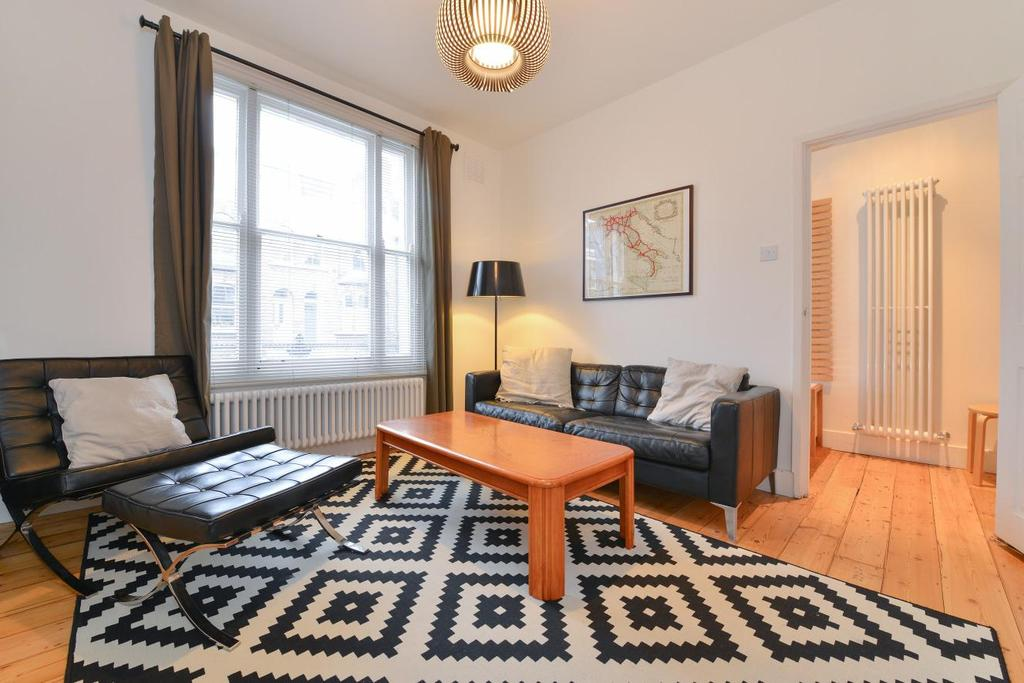 4 Bedrooms Terraced House for sale in Bellefields Road, Brixton, SW9