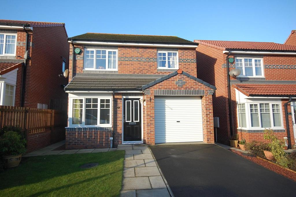 3 Bedrooms Detached House for sale in Pelton Fell