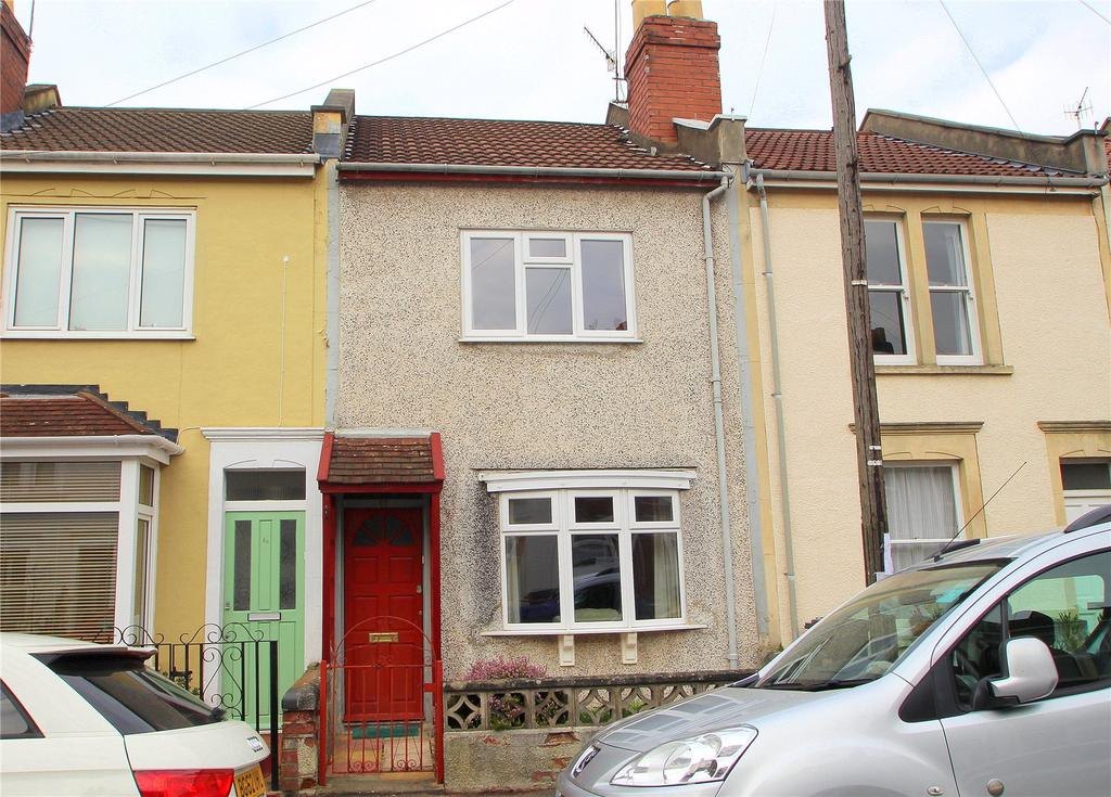 2 Bedrooms Terraced House for sale in Pearl Street, Bedminster, Bristol, BS3