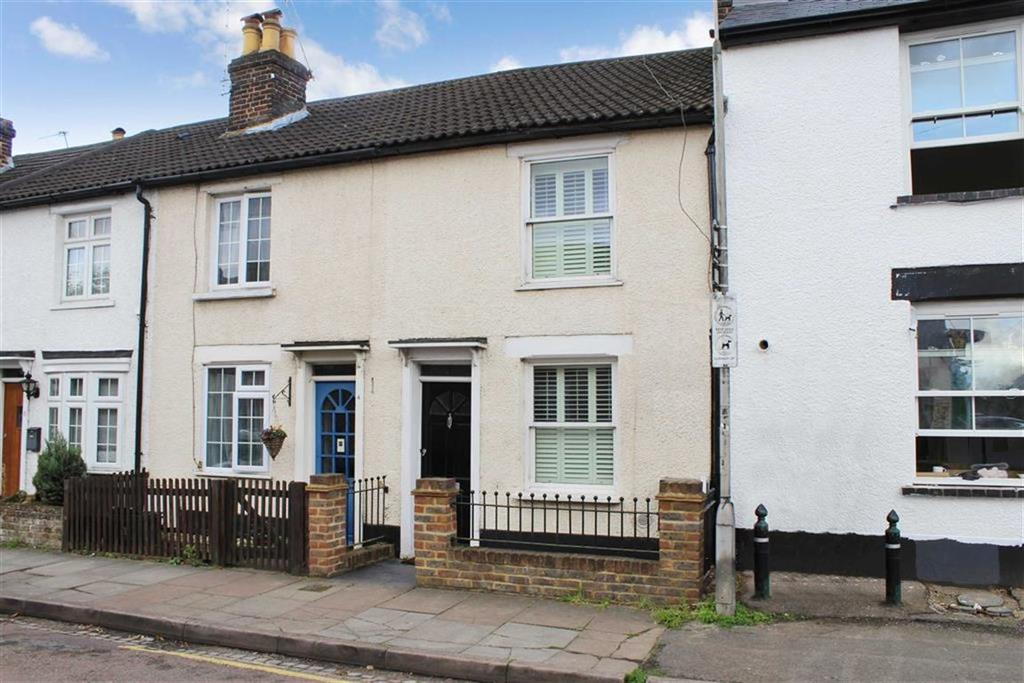 2 Bedrooms Terraced House for sale in Boundary Road, St Albans, Hertfordshire