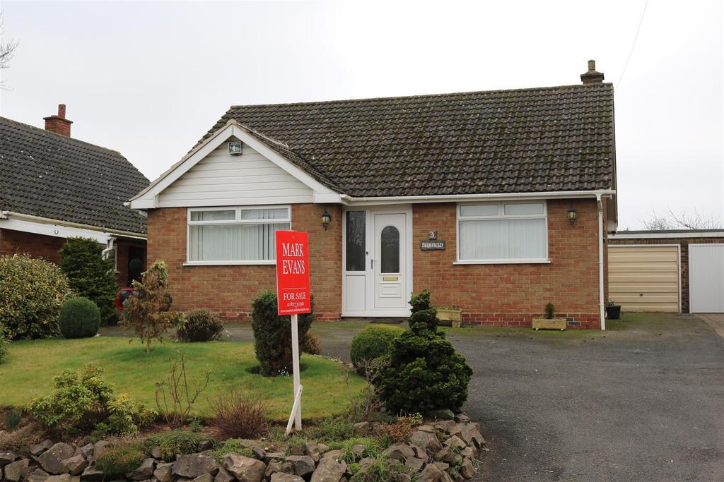 2 Bedrooms Detached Bungalow for sale in No Mans Heath Lane, Austrey, Atherstone