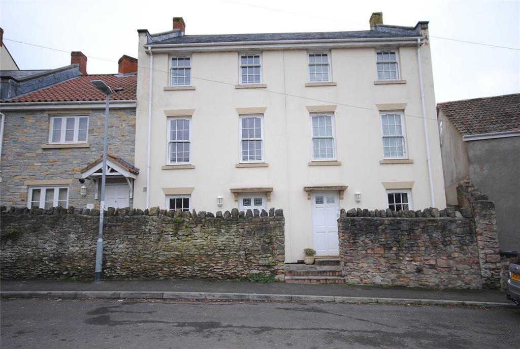 4 Bedrooms Terraced House for sale in Harvest Rise, Moorland Street, AXBRIDGE, Somerset, BS26