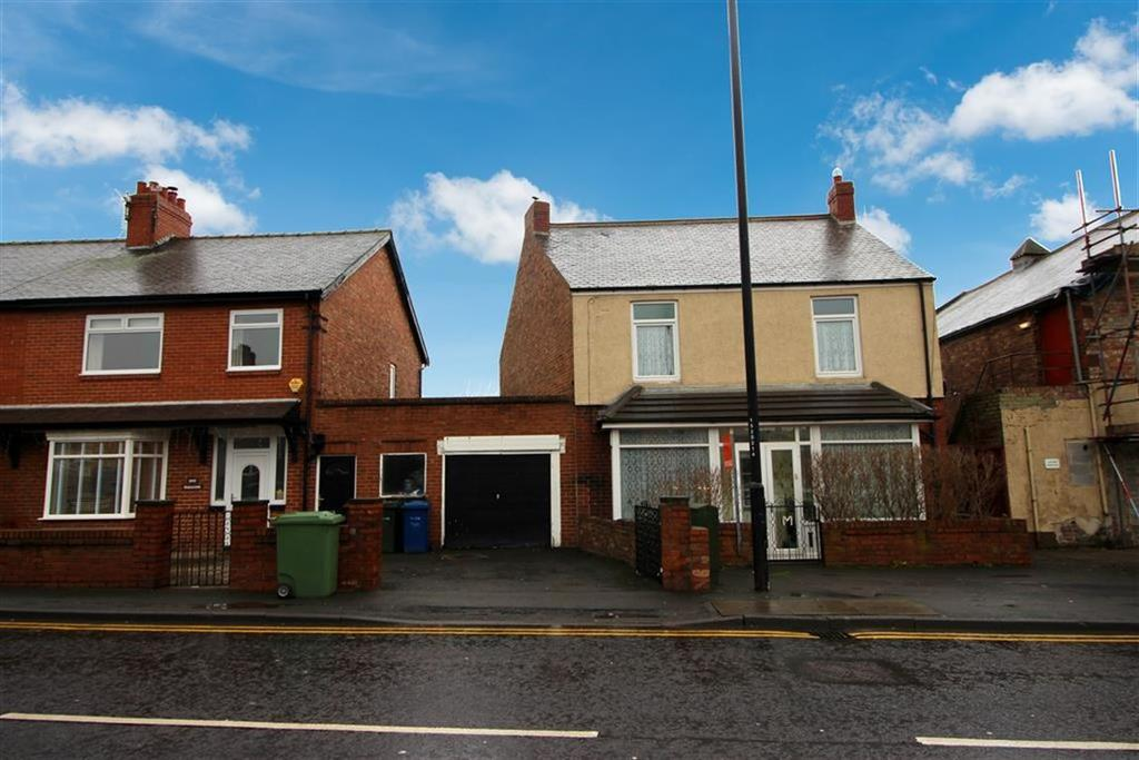 3 Bedrooms Link Detached House for sale in Stamfordham Road, Newcastle Upon Tyne, NE5