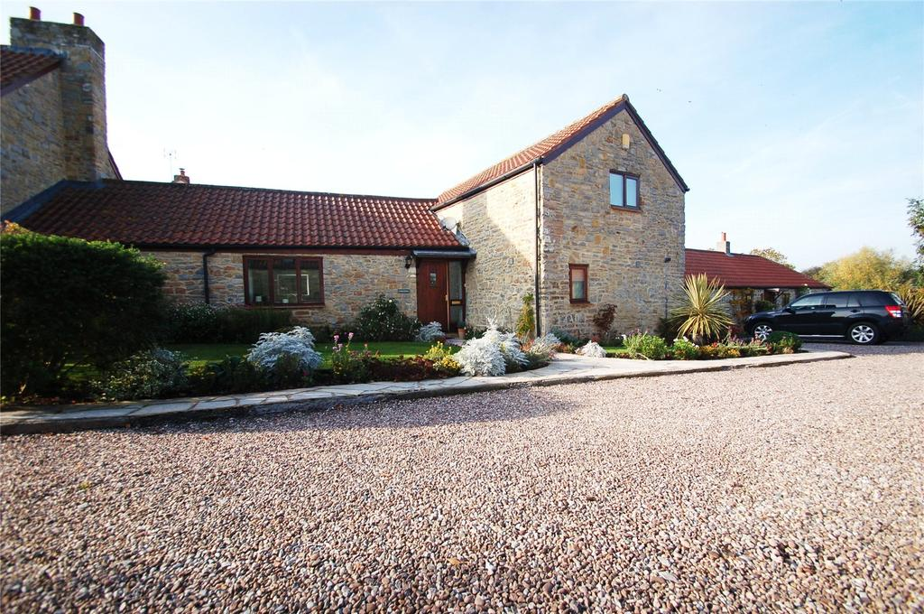 3 Bedrooms Barn Conversion Character Property for sale in Richard Barns, Stockland Bristol, Bridgwater, Somerset, TA5