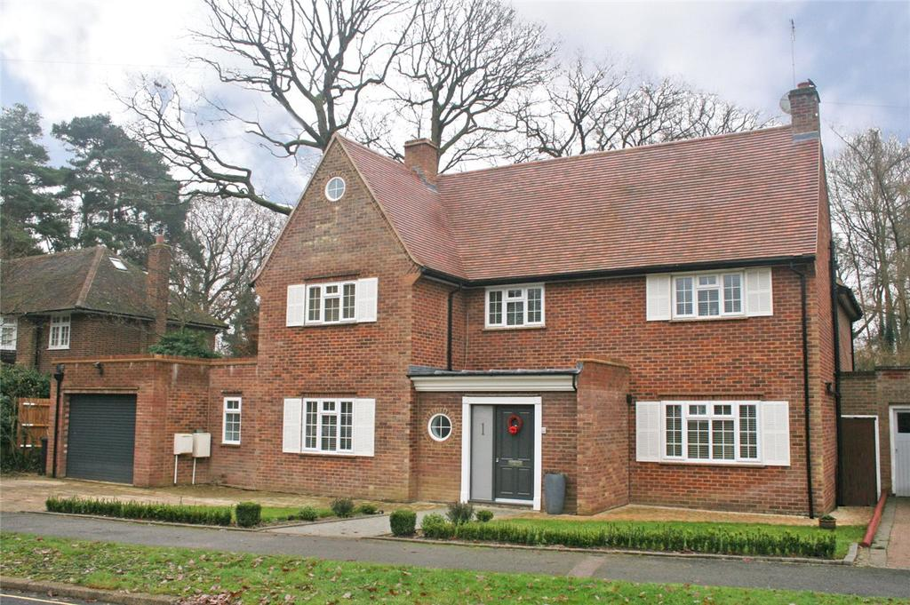5 Bedrooms Detached House for sale in Reddings, Welwyn Garden City, Hertfordshire