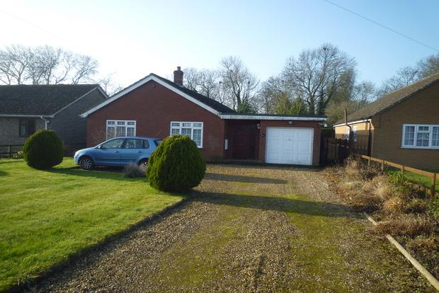 3 Bedrooms Detached Bungalow for sale in New Bridge Road, Upwell, Wisbech, PE14