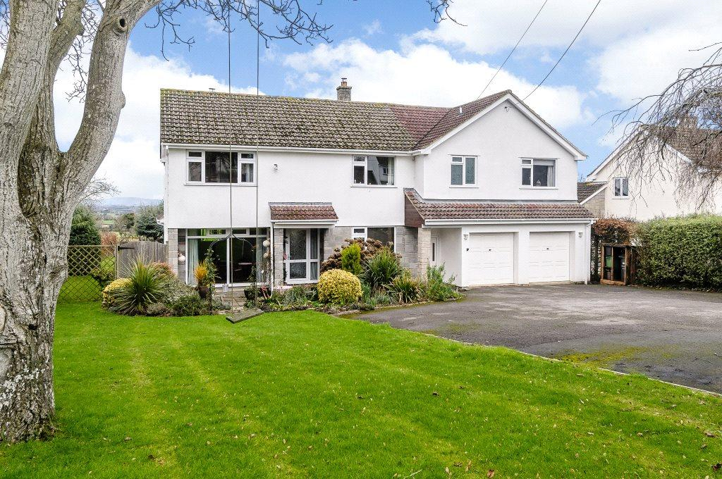 5 Bedrooms Detached House for sale in Manor Road, Edington, Bridgwater, Somerset, TA7