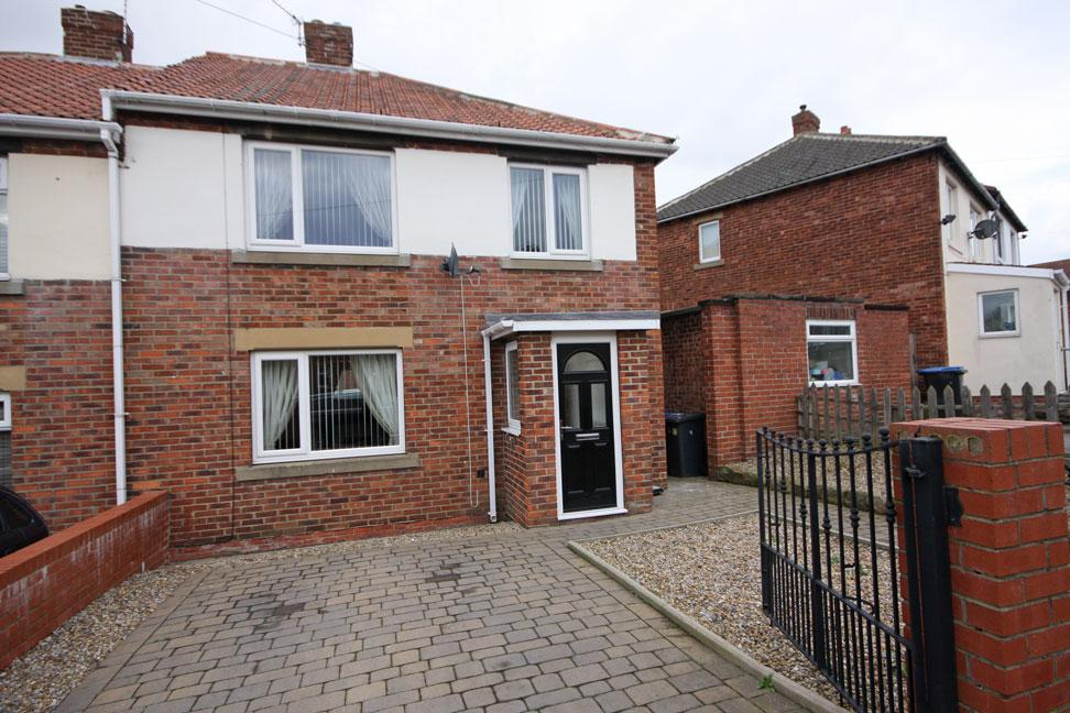 3 Bedrooms Semi Detached House for sale in Pelaw Avenue, South Pelaw, Chester-le-Street DH2 2HJ