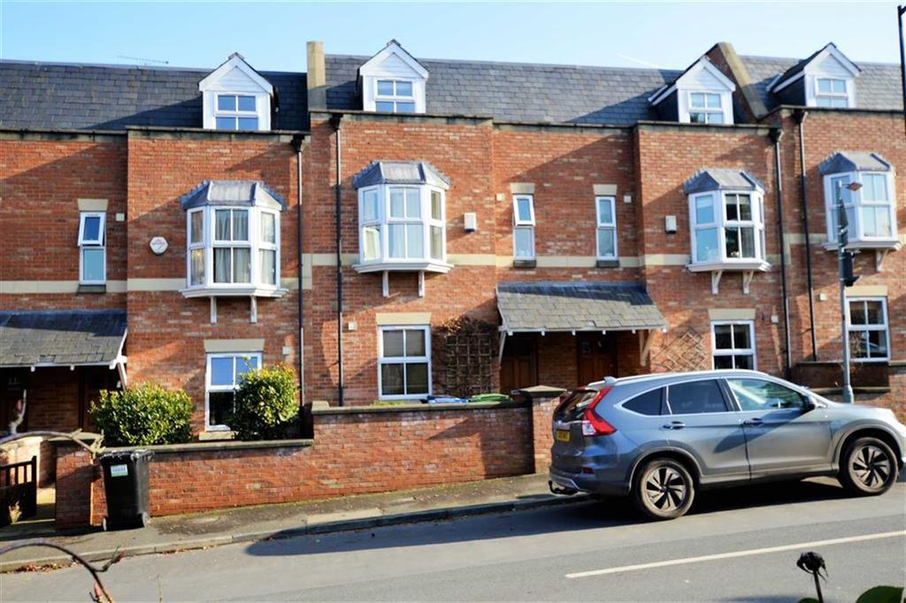 4 Bedrooms Town House for sale in Bancroft Road, Hale, Cheshire, WA15