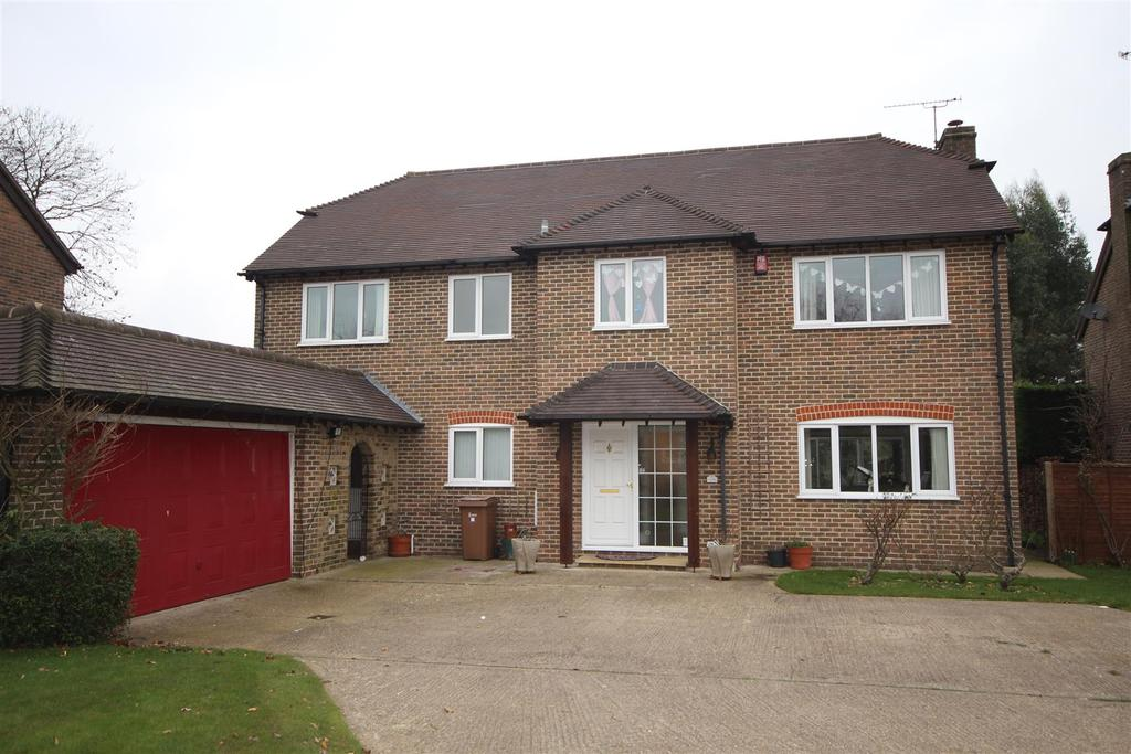 5 Bedrooms Detached House for sale in Sonning Meadows, Sonning On Thames, Reading