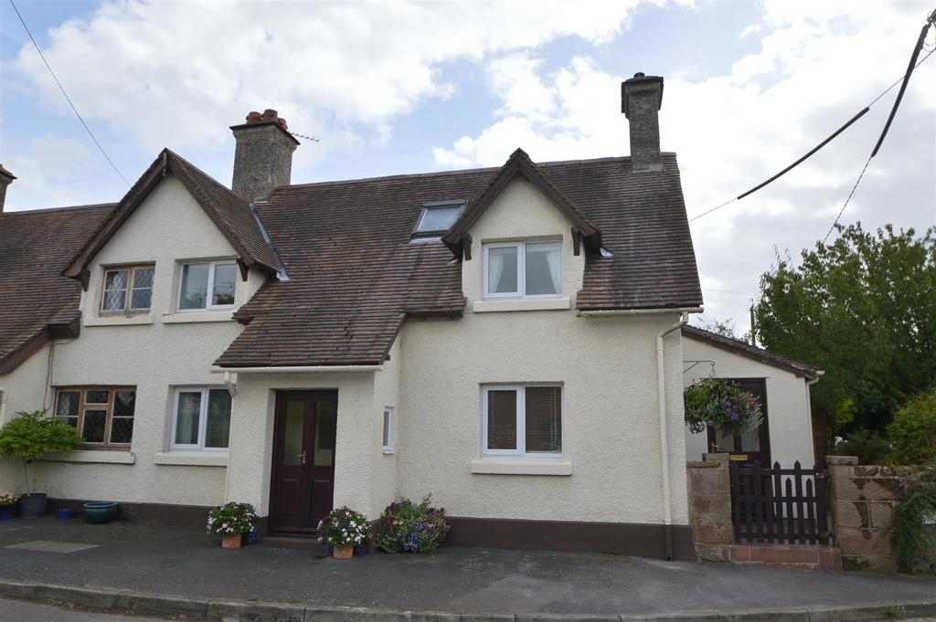4 Bedrooms Semi Detached House for sale in 19 Church Road, Stanton Upon Hine Heath, Shrewsbury, SY4 4NF