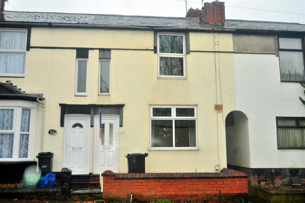 3 Bedrooms Terraced House for sale in Overend Road, Halesowen