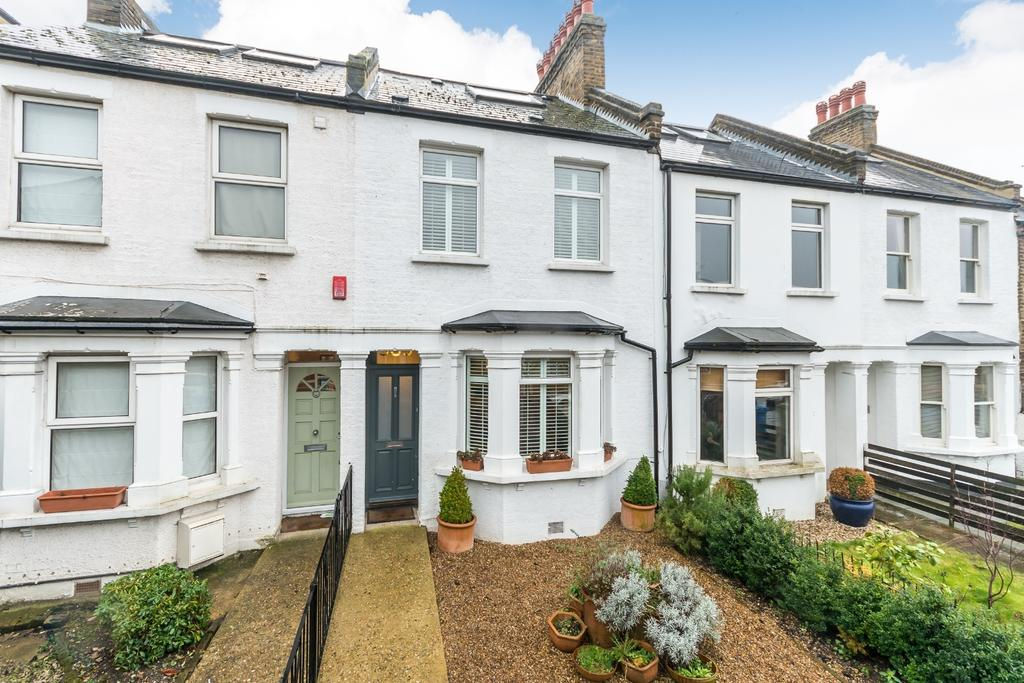 3 Bedrooms Terraced House for sale in Underhill Road East Dulwich SE22